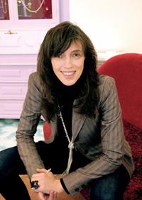 Géraldine Valluet, créatrice pour Comptoir des Filles