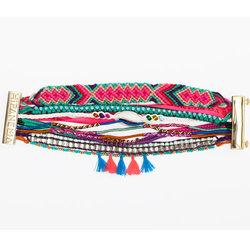bracelet bresilien hipanema