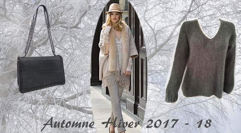 mode tendance automne hiver 2017 2018