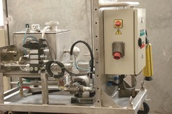 Banc Dessai Pour Réacteur Davion Petrometalic