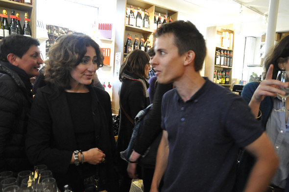 isabelle saporta vino business plan