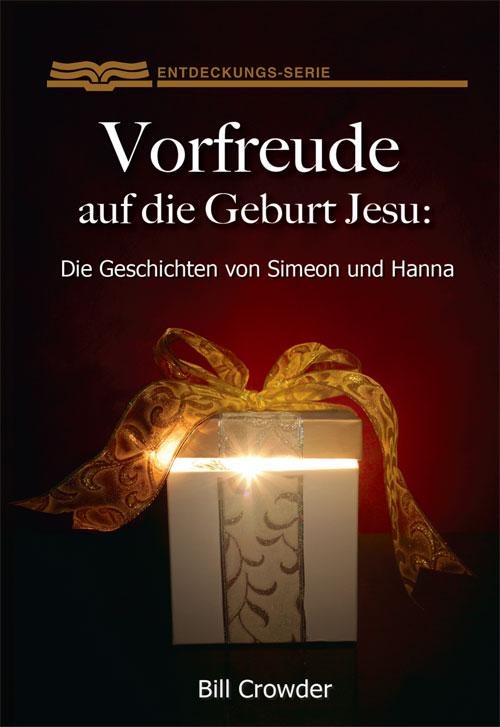 Vorfreude auf die Geburt Jesu
