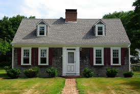 Cape cod style house for sale