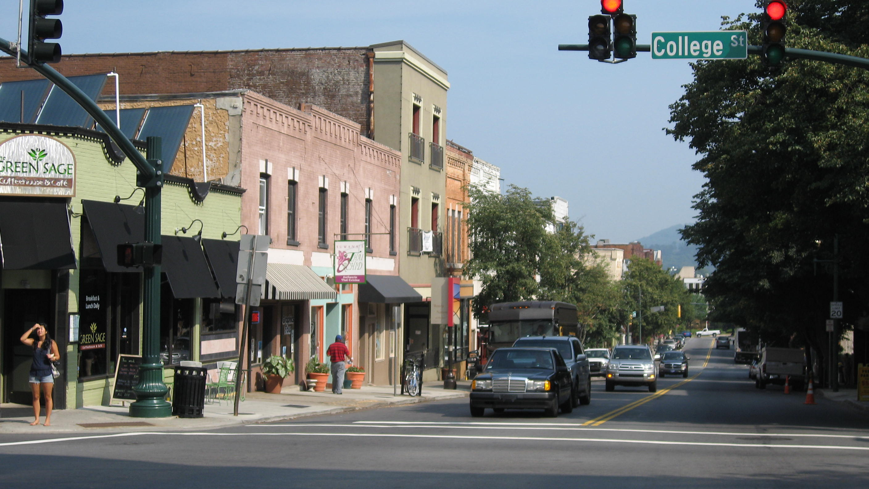 Asheville Commercial Real Estate