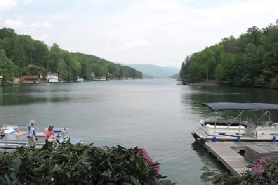 Lake Lure Homes