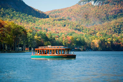 Lake Toxaway NC Homes