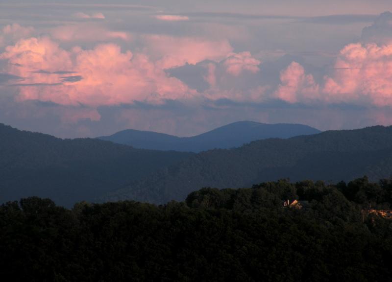 Asheville NC Crest Mountain
