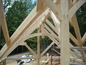 Asheville NC Timber Frame Homes