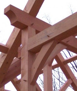Asheville NC Timber Frame Homes