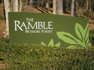 Asheville Luxury Homes at The Ramble