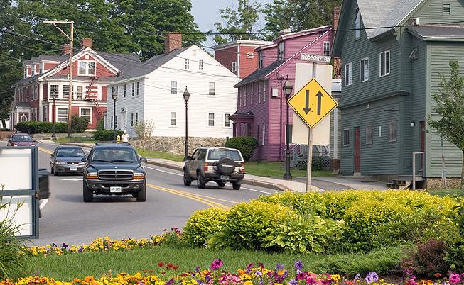 Durham New Hampshire