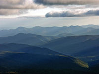 White Mountains of New Hampshire