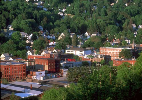 Barre City Vermont