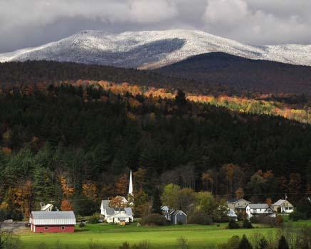 Worcester Vermont