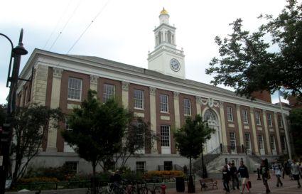 Burlington's City Hall