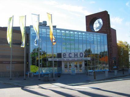 Burlington VT ECHO Science Center