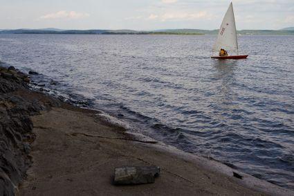 Lake Champlain Vermont Shoreline