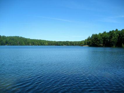Indian Brook Reservoir Essex VT
