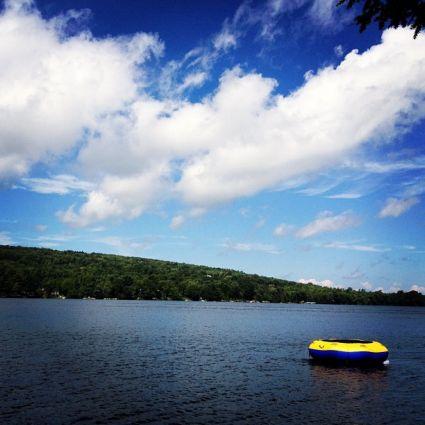 Lake Iroquois, Hinesburg, VT