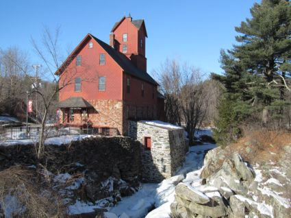 Old Mill, Jericho, VT