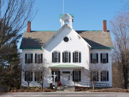 Jericho Town Hall, Jericho, VT