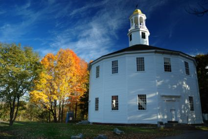 Round Church, Richmond, VT
