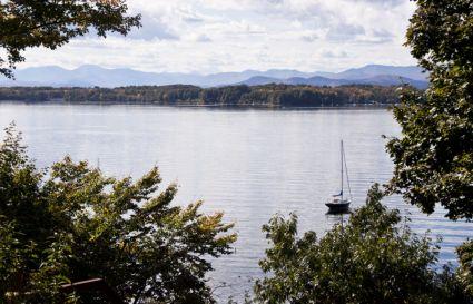 Souther Burlington Lake Champlain