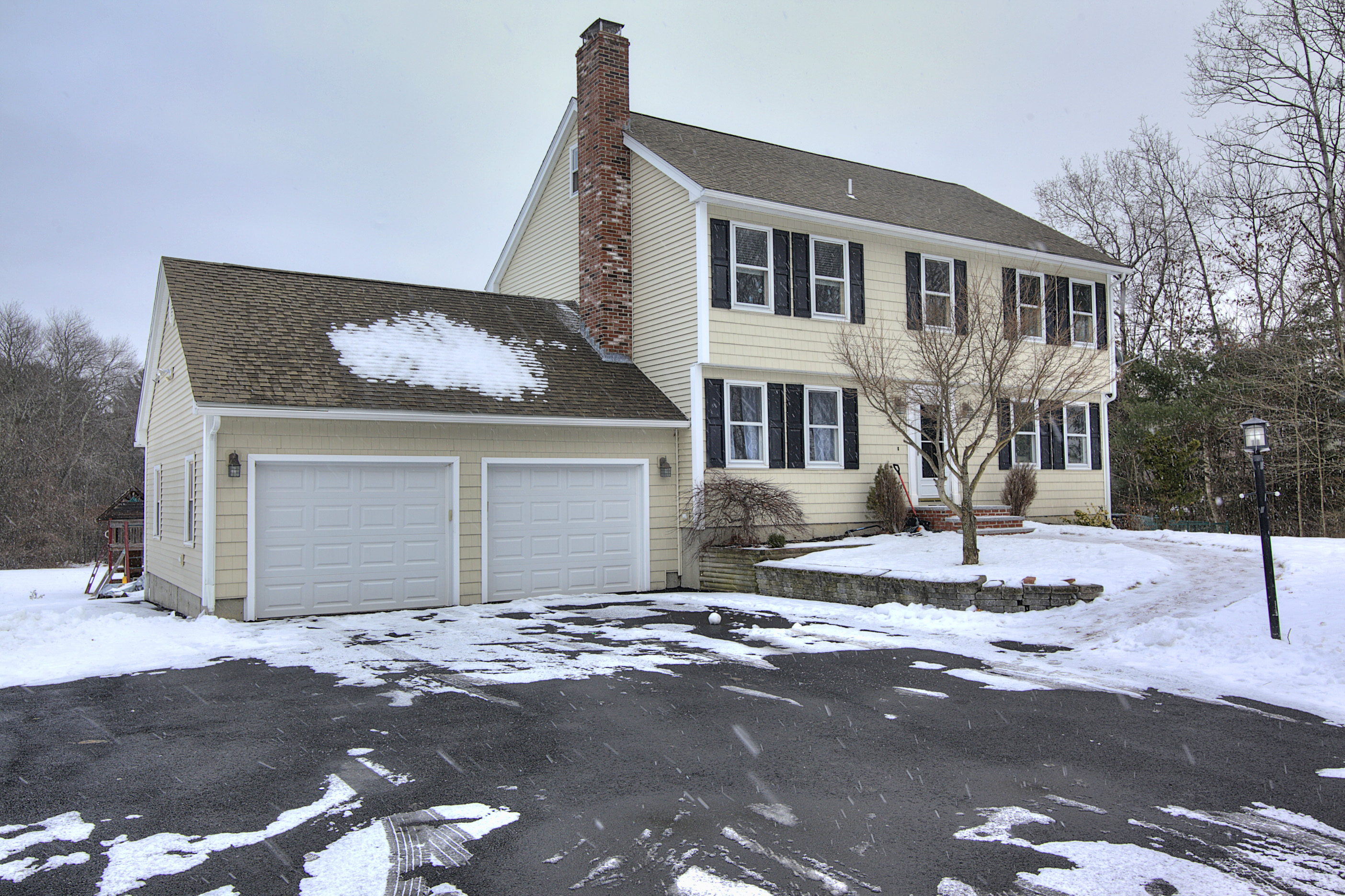 House sold in Windham NH in 10 days in January weather!