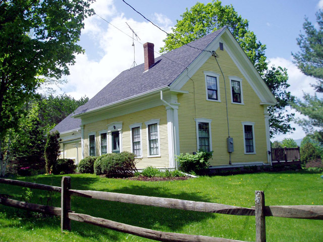 Houses for sale in vermont house plan 2017 for Vermont farmhouse plans