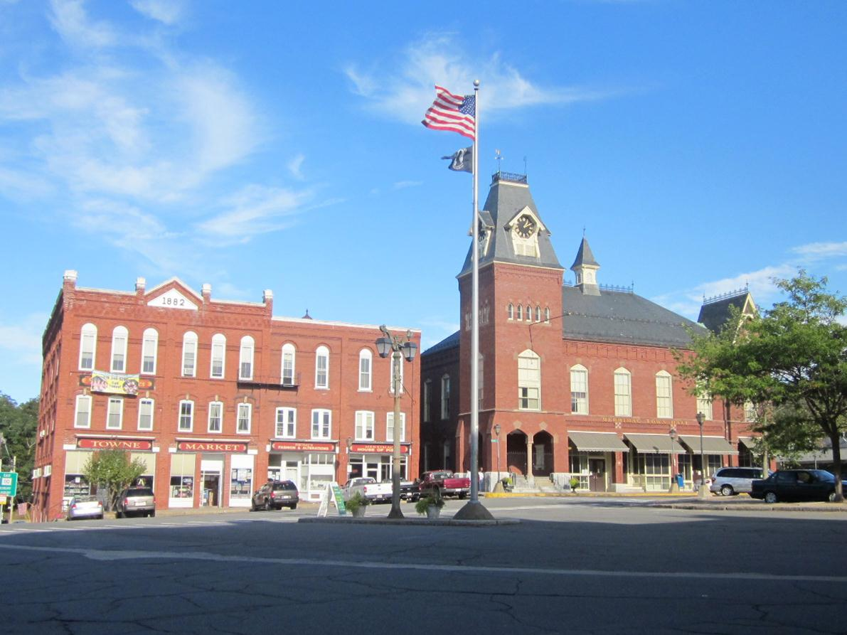 Merrimac MA Downtown Real Estate
