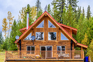 Log Homes In New Hampshire | Upper Valley Log Cabins For Sale