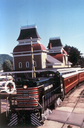 North Conway Railroad Station