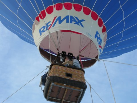 Old Home Week, RE/MAX Balloon Rides, Freedom, NH