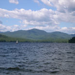Kezar Lake, Lovell, ME
