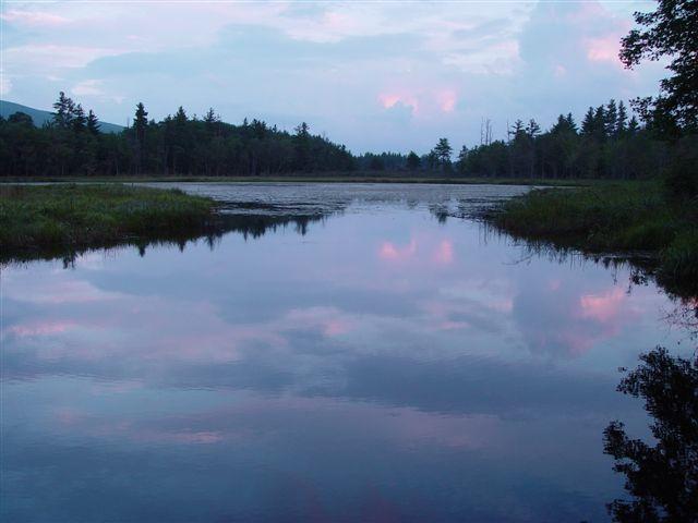 Kezar Lake, Stow, ME