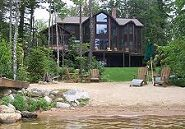 Conway Lake Home--isn't it gorgeous?