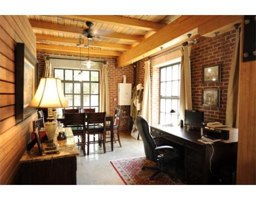 Studio Loft in Davis Square Somerville