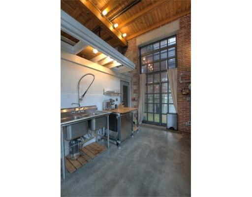 Davis Square Penthouse Loft Somerville Lofts