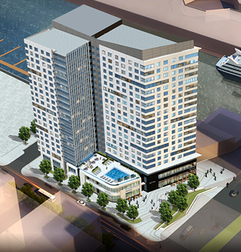 100pier3 Residences Boston