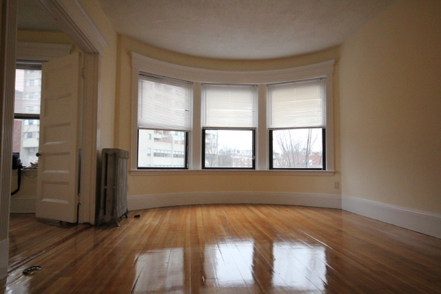 1378 Beacon St Living Room