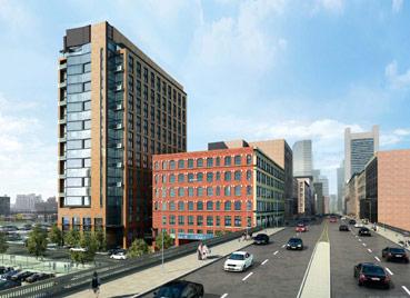 319 A Street Apartments Boston
