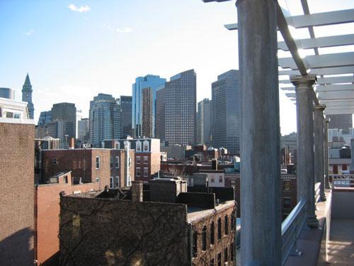 44 Prince Street Condos Boston
