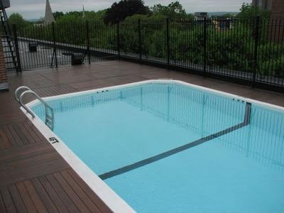 Amory House Pool