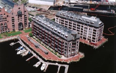 Burroughs Wharf Condos Exterior