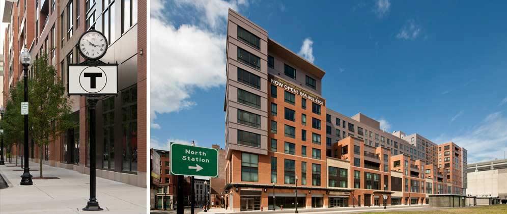 Archstone Avenir Apartments Exterior