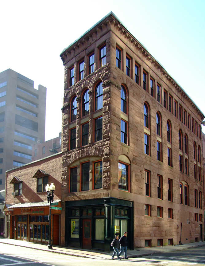 1875 Hayden Building in Boston