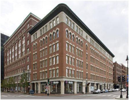 Lincoln Plaza Lofts in Boston