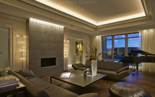 Mandarin Oriental Residences in Back Bay