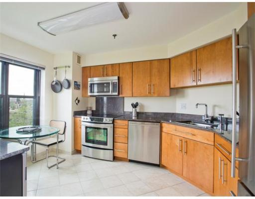 Residences at Copley Place Kitchen