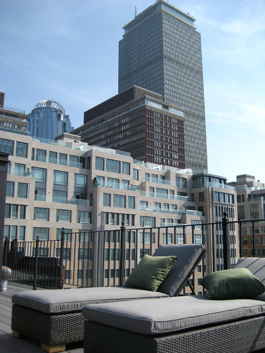 Alexander Apartments in Back Bay